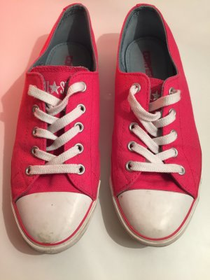 Converse CHUCK TAYLOR ALL STAR - Sneaker low Magenta