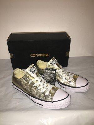 CONVERSE Chuck Taylor All Star Sneakers Gr.39 gold NEU