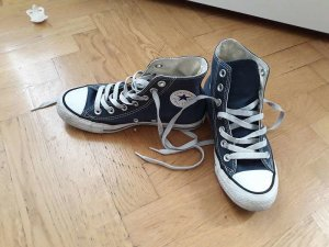 CONVERSE Chuck *WIE NEUE* Navy Blaue Gr.3,5 (36) 22cm