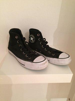 Converse Zapatos brogue negro