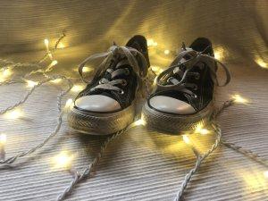 Converse Zapatos brogue negro-blanco