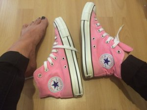 Converse Chucks All Star * 38 * rosa pink