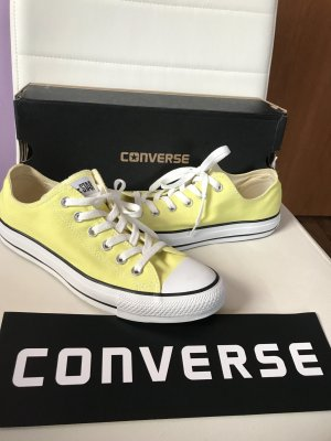 Converse Chucks All Star Gelb