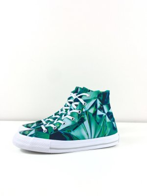 Converse Chucks All Star Sneaker Limited Edition Gr. 38 Green Diamant