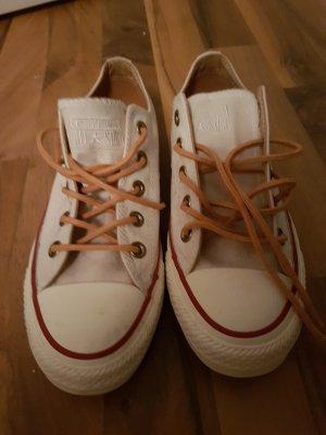 Converse Chucks beige