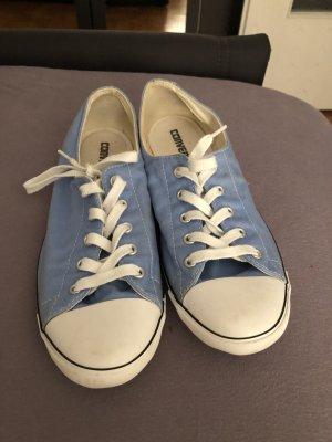 Converse chucks blau