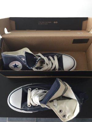 Converse Chucks Blau Weiß Classic 36