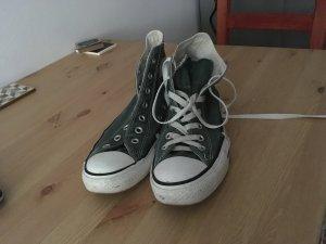 Converse Chucks dunkelgrün grün 39