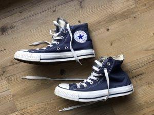 Converse Zapatillas altas azul aciano