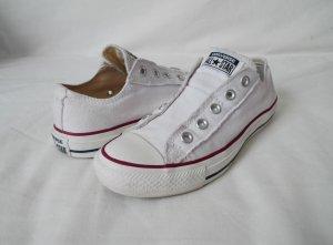 Converse Chucks Gr. 36,5 Turnschuhe weiß