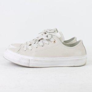Converse Chucks Gr. 37,5 beige Leder
