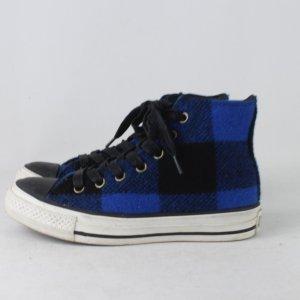 Converse Zapatillas altas negro-azul