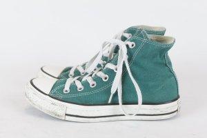 Converse Chucks Gr. 38 / UK 5 grün