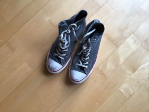 Converse High Top Sneaker dark grey