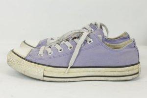 Converse Lace Shoes purple textile fiber