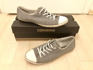 Converse Lace-Up Sneaker white-light grey