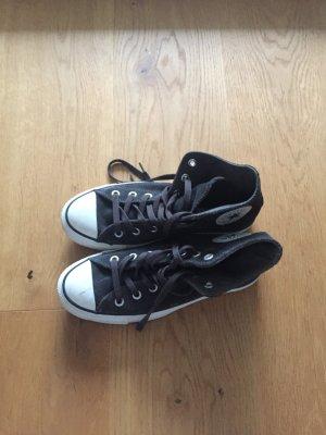 Converse Sneakers donkergrijs