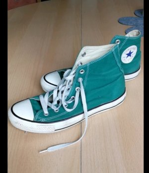 Converse Chucks grün