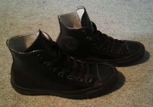 Converse chucks Gummi