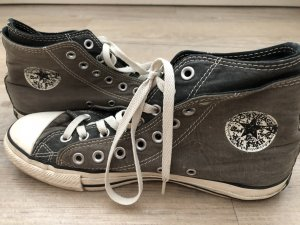 Converse Chucks high zweifarbig