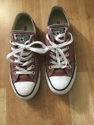 Converse Sneakers met veters grijs-paars