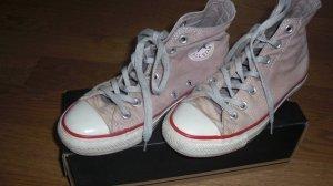 Converse Chucks in rosa/grau Gr. 37 top gepflegt