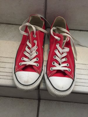 Converse Chucks in rot!