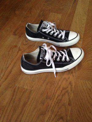 Converse Chucks in schwarz