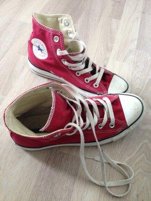 Converse Chucks in weinrot - Größe 37 :)