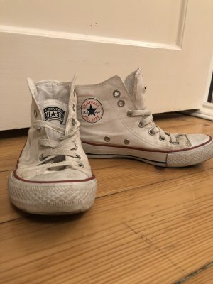 Converse Chucks in weiß
