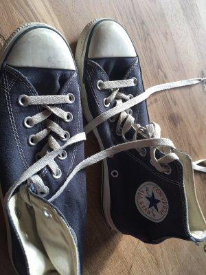 Converse Chucks jeansblau