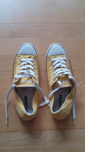 Converse Chucks light - gelb - Größe 40,5