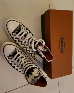 Converse Chucks limited edition MISSONI