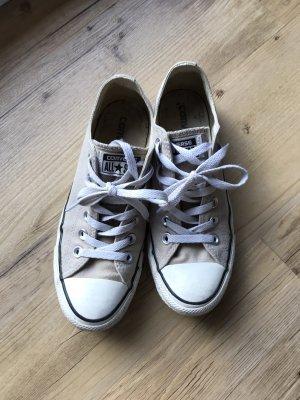 Converse, Chucks low, Gr. 38, Farbe beige