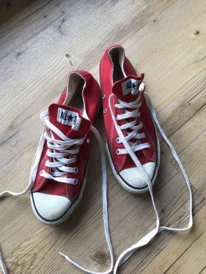 Converse Zapatilla brogue rojo