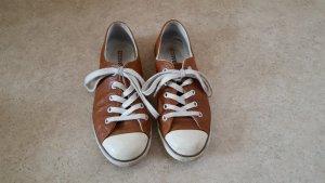 Converse Chucks Low in beige