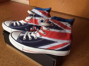 Converse Chucks Ltd. Edition The Who