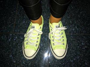 Converse Chucks Neon Gelb