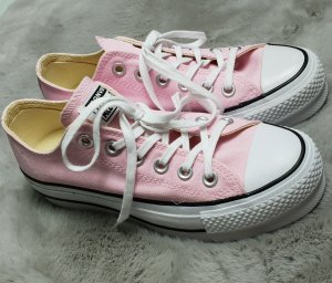 Converse chucks pink plateau Sneaker
