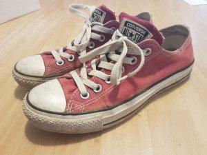Converse Chucks Rot