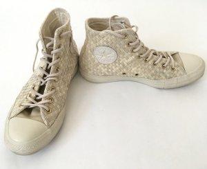 * Converse Chucks * Schuhe Sneaker 39 40 creme beige gold