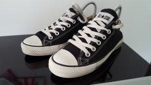 Converse, Chucks, schwarz, Gr. 38