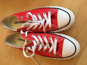 Converse Chucks Sneaker rot 39,5 wie neu