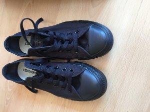 Converse Chucks Sneaker schwarz 40