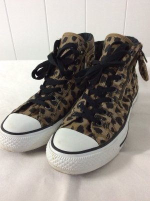 Converse Chucks Taylor All Star High Animalprint Leo Print