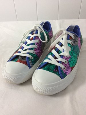 Converse Chucks Taylor All Star  Pailletten