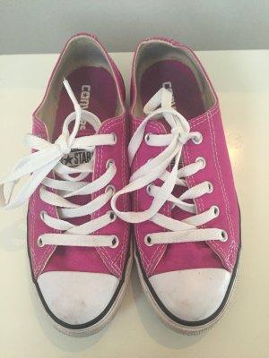 Converse, Chucks, Turnschuhe , Pink,Himbeerrot 36