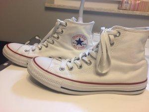 Converse/ Chucks weiß