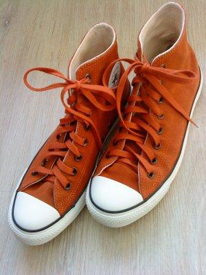 Converse * Chucks * Wildleder * Gr. 41,5 * orange