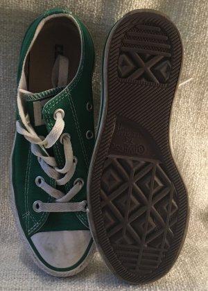 Converse Sneakers bos Groen-groen
